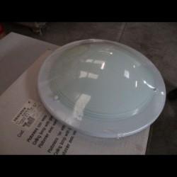Eclairage plafonnier. diamètre 40 cm/ 2 x 60 w....