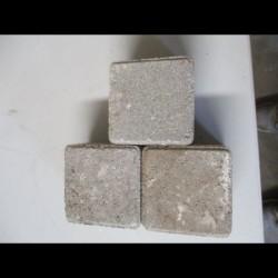 Pavé exterieur carré. ep 5 mm (au m²)