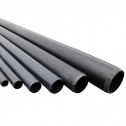 Tuyau PVC Ecoulement Diametre 110 mm - Long' 4m