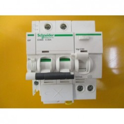 Disjoncteur Schneider IC60N C20A + VIGI IC60