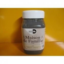 CIRE MURALE MAISON FAMILLE 1L LIN