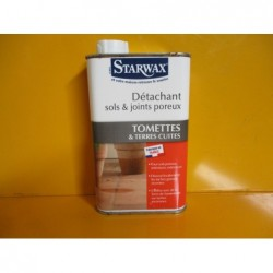 DETACHANT SOLS POREUX STARWAX 500ML