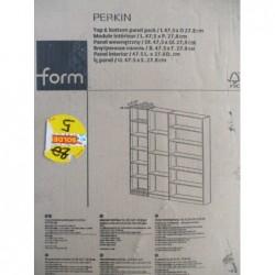 Placard  - module intérieur (47,5 x 27,8 cm)