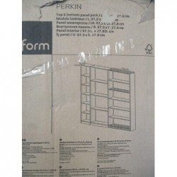 Placard  - module intérieur (97,5 x 27,8 cm)