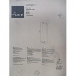 Placard  - Porte battante (143,8 x 49,7 cm)