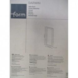 Placard  - Porte battante (95,8 x 49,7 cm)