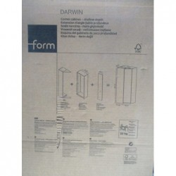Placard  - Extension d'angle (235,6 x 75 cm)