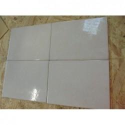 Faïence marbré beige (15 x 20) - lot de 1 m²