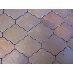 Terre cuite forme provençale - Lot de 2,5 m²