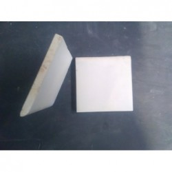 Plinthes blanches (10x10)