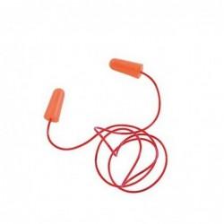 Bouchons d'oreilles avec cordelette (x 5) Ref:...